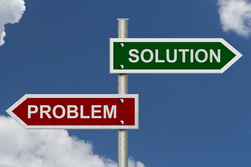 problem-versus-solution-sign